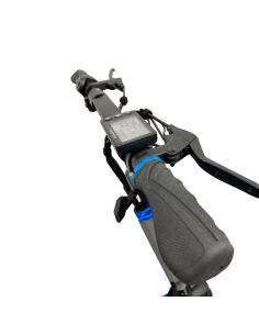 Reproductor cd spc clap boombox rojo - 2x 1.5w rms - usb - aux in - fm - alimentación ac / 6x lr14