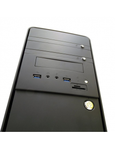 Placa base gigabyte ga-h110m-s2v ddr4- intel skt lga1151 - 2xddr4 - 4xsata iii - 1xpciex16/1xpciex1 - 2xusb3/2xusb2 - dvi-d/vga
