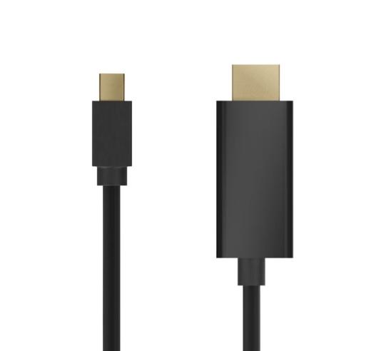 Cable alargador usb 3.0 nanocable 10.01.0902-bl
