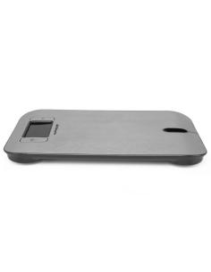 Applewatch series4 gps 44mm caja aluminio gris espacial con correa deportiva negra - mu6d2ty/a