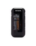 Ventilador de sobremesa approx appliances appf01d - 3 aspas - 40w - 3 velocidades - oscilante - rejilla protección - blanco y