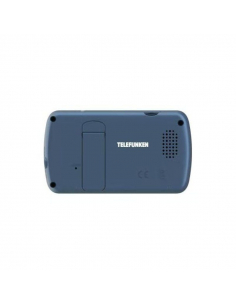 Auriculares pioneer pure sound se-mj503-l azules - drivers 30mm - 10-24000hz - 100db - diadema ancha - diseño plegable