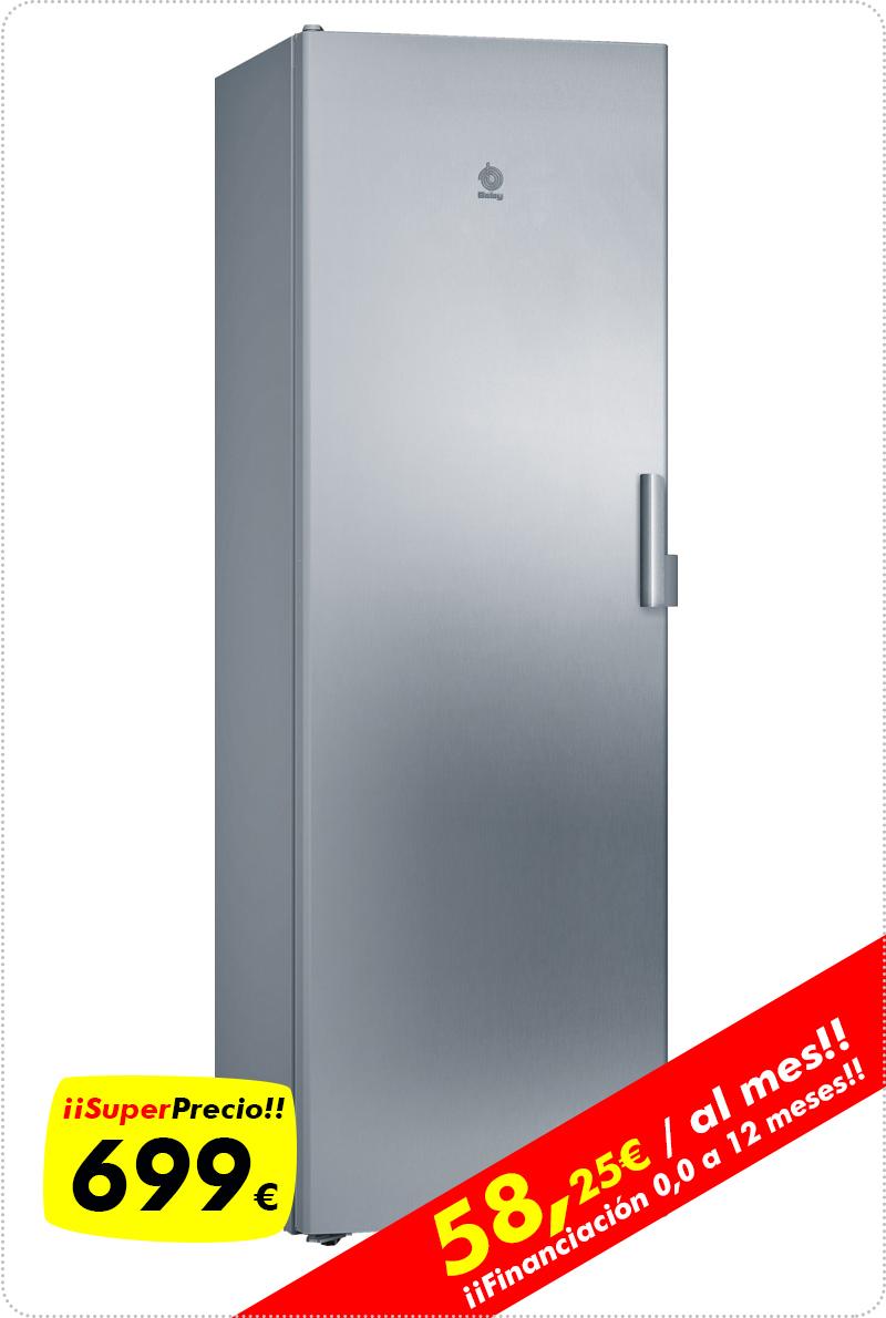 frigorífico una puerta Balay